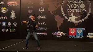 На твоето внимание: шампионът по йо-йо за 2018 година!