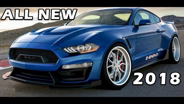 Най-накрая: новият Ford Mustang Shelby GT!