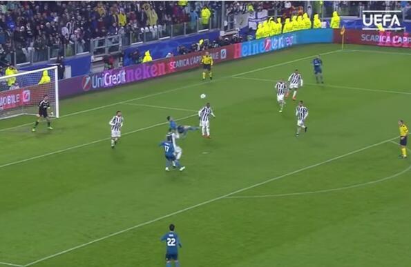 Най-добрият гол по версията на УЕФА