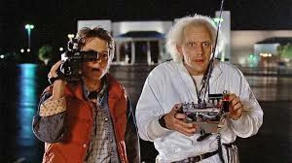 """Звездите от """"Завръщане в бъдещето"""" 33 години по-късно!"""