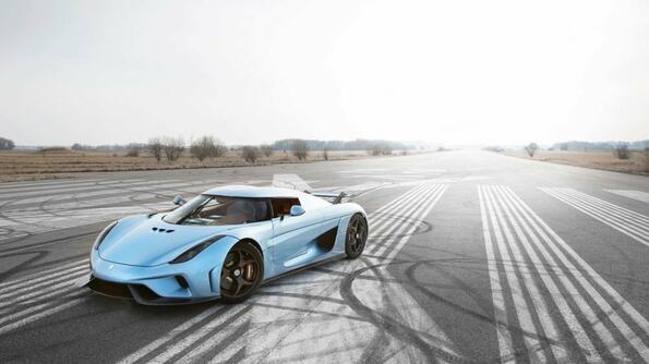 2000 к.с. и скорост от 400 км/ч за 14 секунди! Какво се опитва да направи Koenigsegg?!