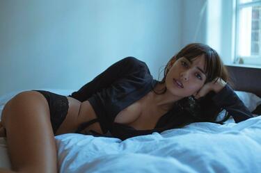 10 снимки от обикновения живот на екзотичната порно актриса Джанис Грифит! (16+)