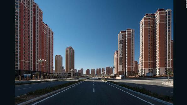 Каква е причината за градовете призраци в Китай?