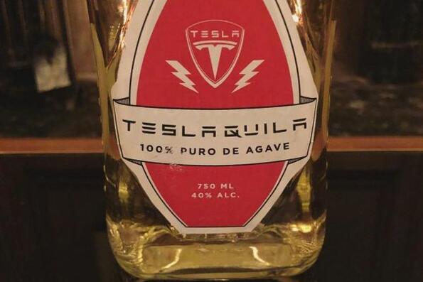 Tesla, ама текила: Teslaquila