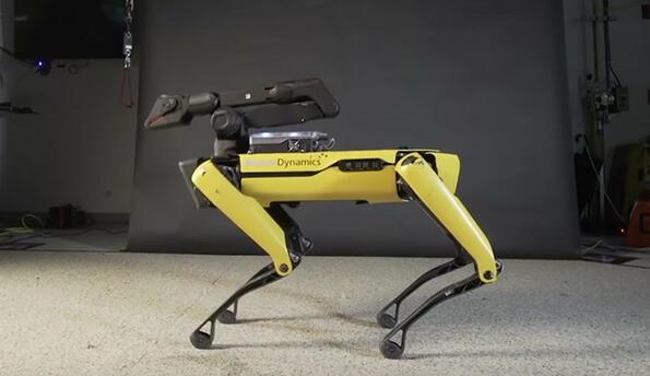 Роботизираните цербери на Boston Dynamics вече могат да танцуват