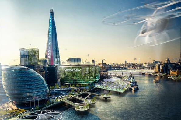 Градовете на бъдещето според Jaguar