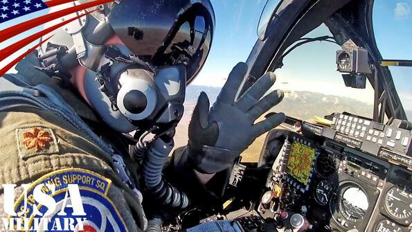 Как се подготвя пилот на Lockheed U-2