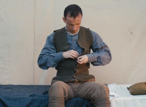 Как и какво са обличали войниците през Първата световна война!