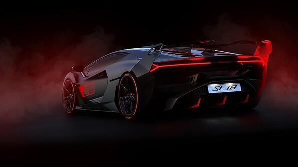Най-новото Lamborghini, което е само една бройка