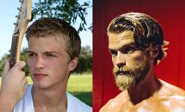 8 реални доказателства, че с брада все пак е по-добре!