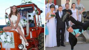 Из дебрите на руските селски сватби!