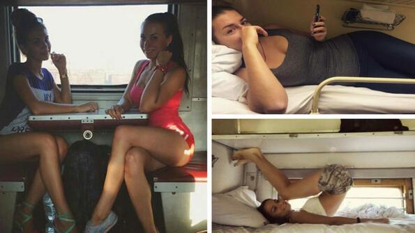 Мацки, заради които си заслужава да се возиш във влаковете