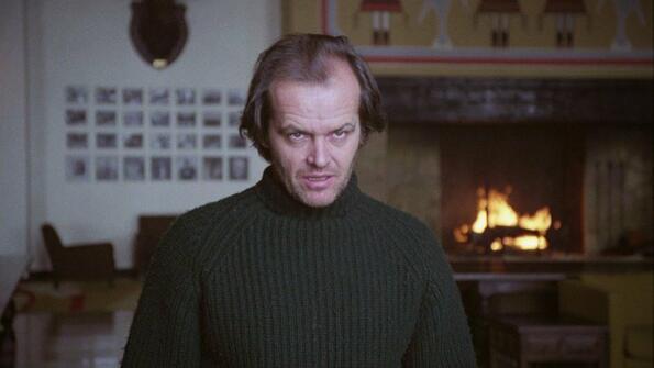 """Икона от миналото: Джак Никълсън те учи как да се обличаш от филма """"Сиянието"""""""