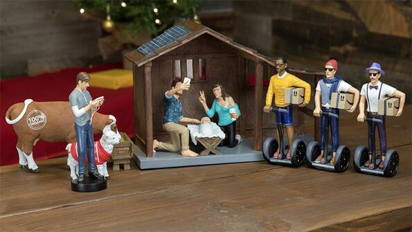 Ако Исус се беше родил днес