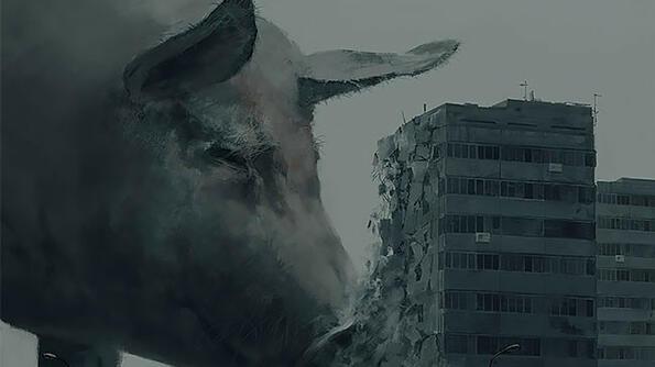 Мрачният свят на Алексей Андреев!