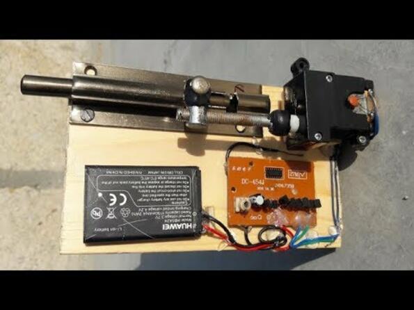 Как да си направиш сам автоматична хидравлична ключалка!