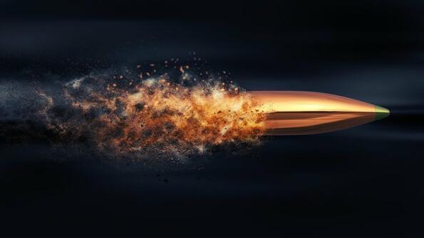 Какво става, ако стреляш, движейки се със скоростта на куршума?