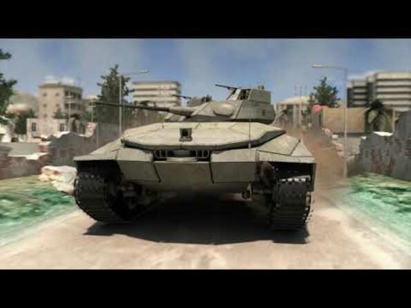 Как в Израел си представят бойните машини на бъдещето!