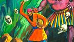 Брутално ненормални обложки на индийски комикси!