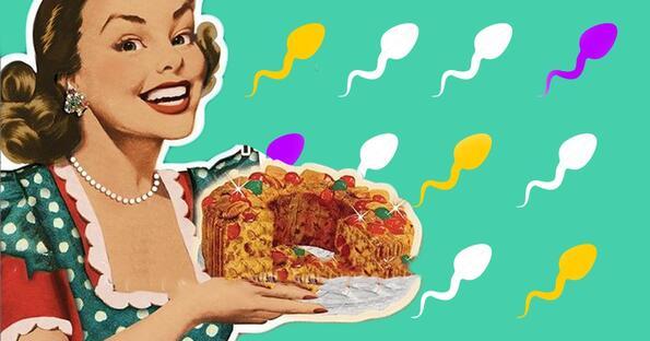 Някакъв идиотски тренд: жени готвят торти на мъжете си за вазектомия
