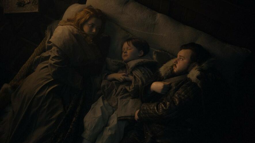 HBO пусна 14 снимки от следващия епизод на Игра на тронове