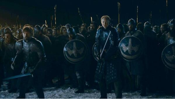 HBO пусна снимки от предстоящия епизод на Игра на тронове: легендарната битка
