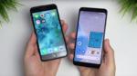 Apple iPhone 7 Plus срещу Google Pixel 3a XL: тест за скорост