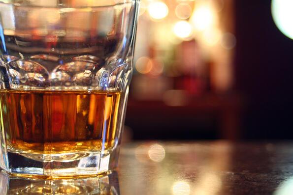 За уискито от забавната страна на нещата