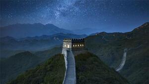 AirBnB дава възможност на двама победители да пренощуват на Великата китайска стена