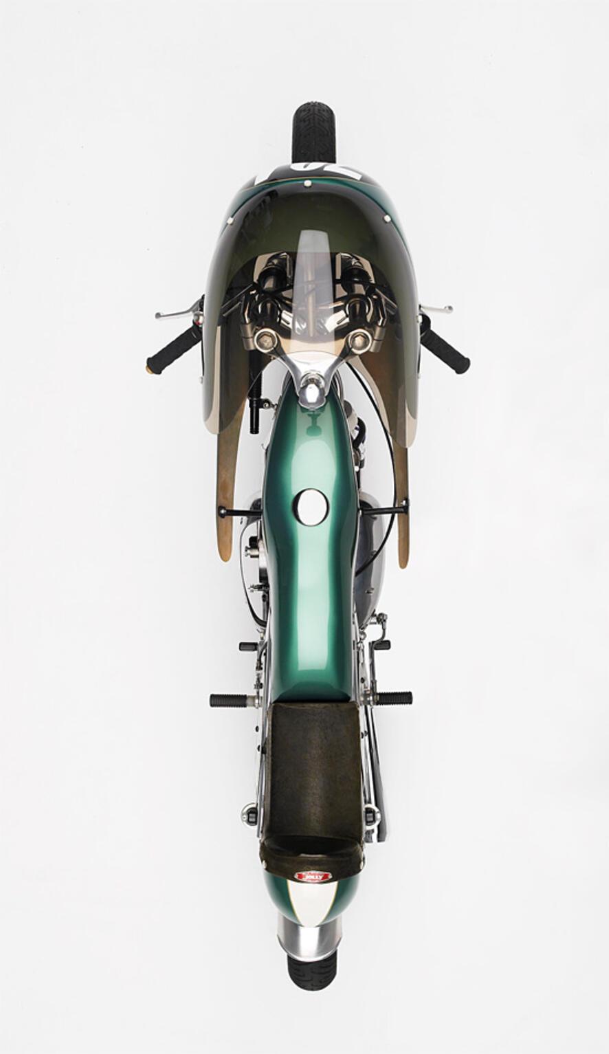 Klasični motocikli na fotografijama Todda Maklelana